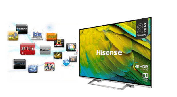 How to Add Apps on Hisense TV [4 Different Ways]