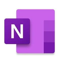 Microsoft OneNote - Best Note Taking App for Mac