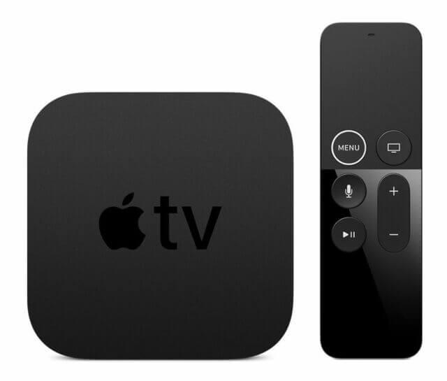 Kodi on Apple TV 4 Gen