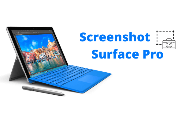 How to Screenshot on Surface Pro Laptop