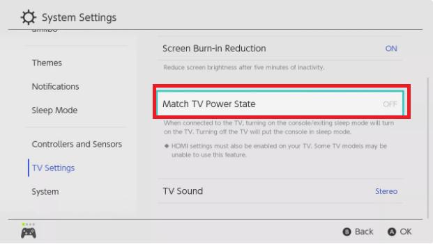 Turn on Vizio Smart TV using with Nintendo Switch
