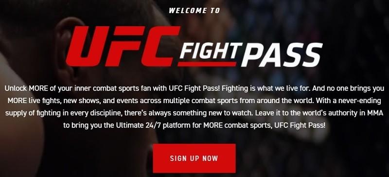 UFC Fight Pass -Watch UFC on Apple TV