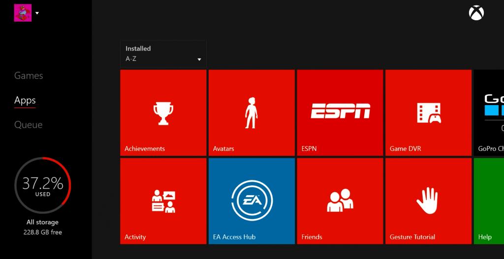 UFC on Xbox One