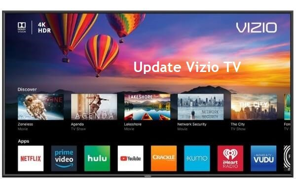 How to Update Vizio TV Firmware [Automatic and Manual Methods]