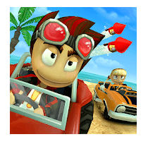 beach buggy racing - Best Games for Android TV