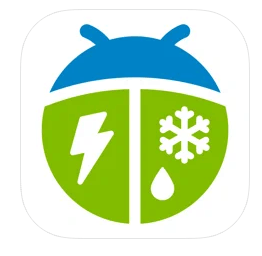 weather bug - Best Weather App for iPhone