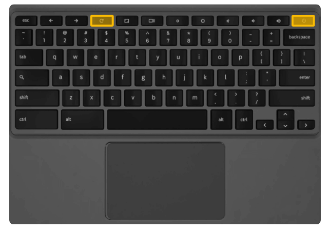 How to Reset Chromebook