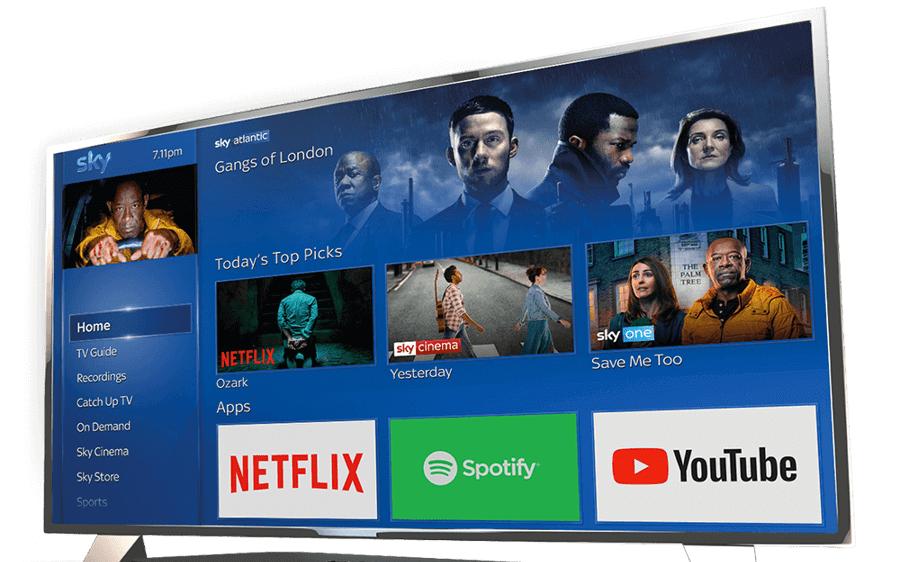 How to Chromecast Sky Go to TV from Phone & PC [4 Ways]