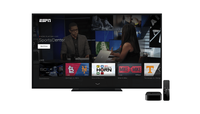 How to Watch ESPN on Apple TV to Stream Sports [3 Methods]
