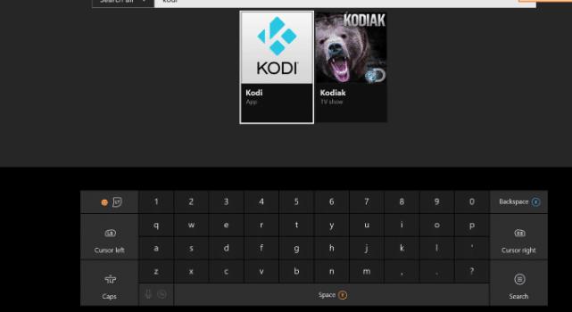 Search for Kodi