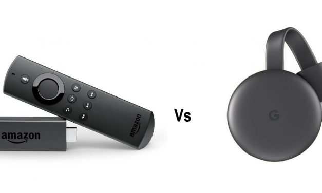 Amazon Firestick Vs Google Chromecast – Which One to buy?