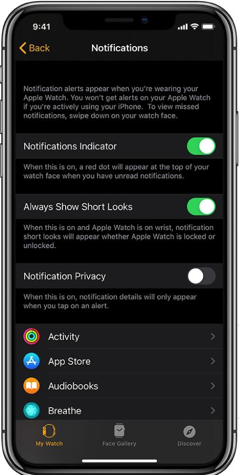 Gmail on Apple Watch