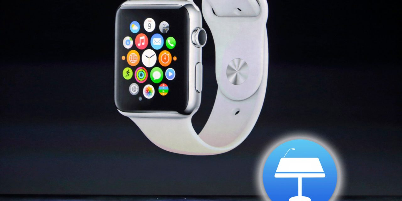 Keynote on Apple Watch | How to Control presentations easily