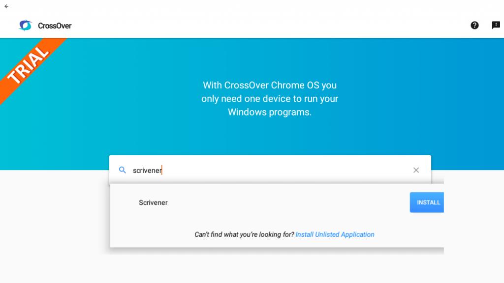 Run Windows apps on Chromebook