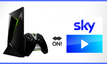How to Install Sky Go on Nvidia Shield TV [Best Method]