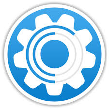 Droid optimizer logo.