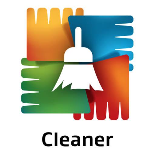 AVG cleaner app logo