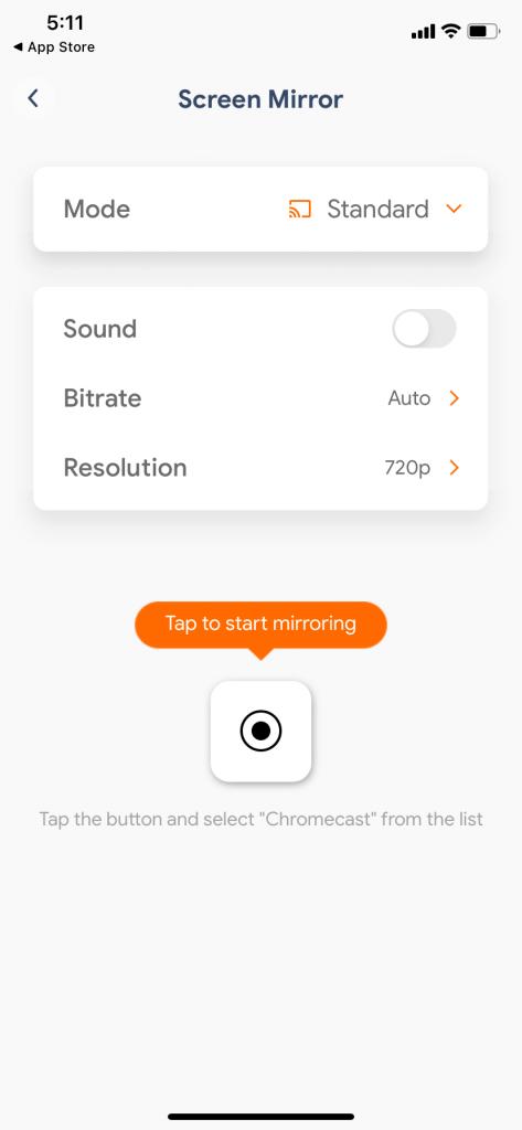 Facetime on Chromecast
