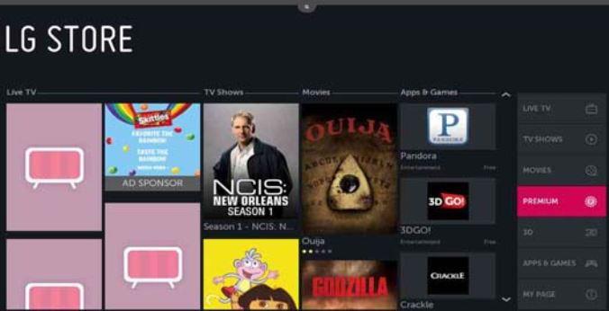 Hulu on LG Smart TV