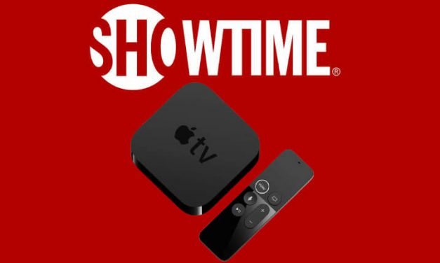 How to Install and Stream SHOWTIME on Apple TV