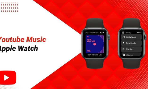 YouTube Music on Apple Watch: How to Install and Listen
