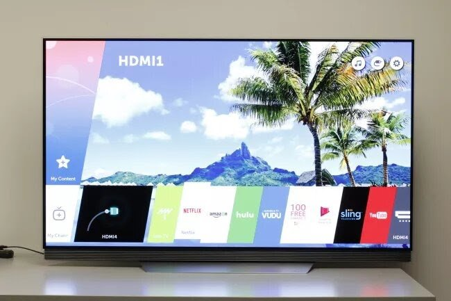 select hulu on lg tv