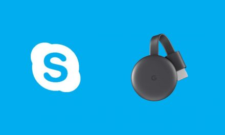 How to Chromecast Skype Calls to TV [3 Easy Ways]