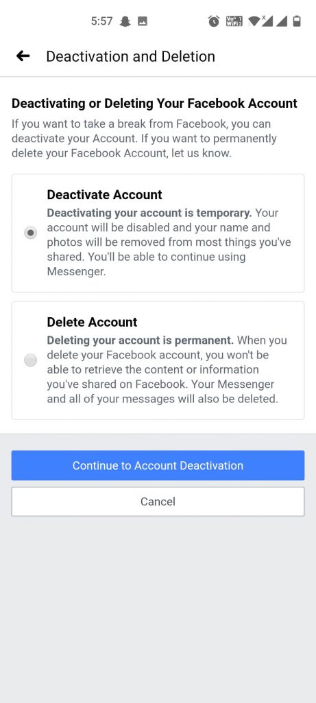 How to Hide Facebook Profile