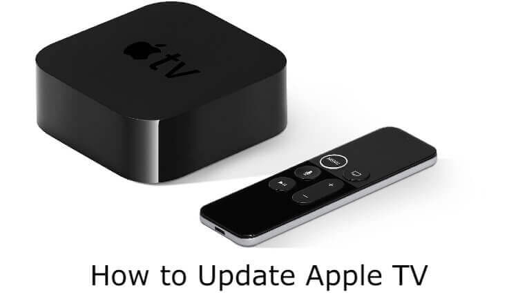 How to Update Apple TV [With Screenshots]