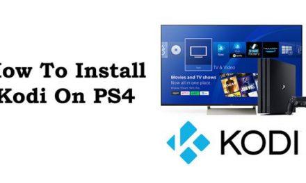 How to Install Kodi on PS4 [2 Alternative Ways]