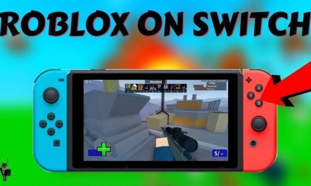 Can you Play Roblox on Nintendo Switch [Updated 2021]