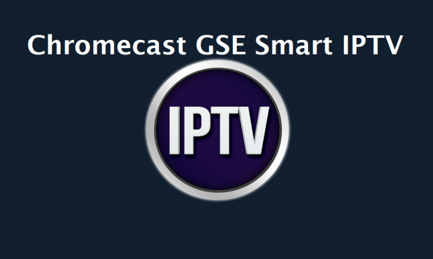 How to Chromecast GSE SMART IPTV to TV [Easy Guide]