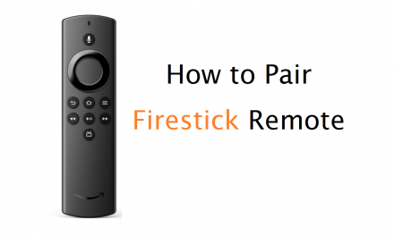 How to Pair an Amazon Firestick Remote [Complete Guide]