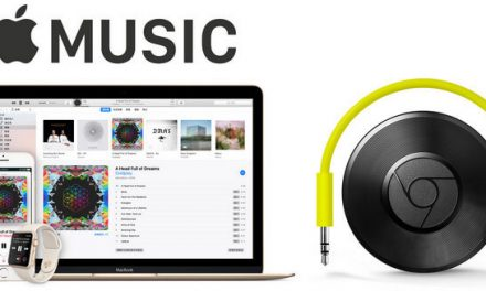 How to Listen to Apple Music on Chromecast TV [3 Methods]