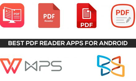 Best PDF Readers for Android to Read and Annotate in 2021