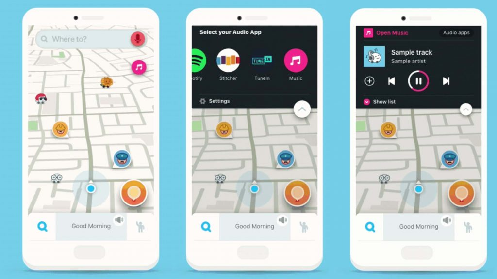 Waze is the best Navigation App for Android