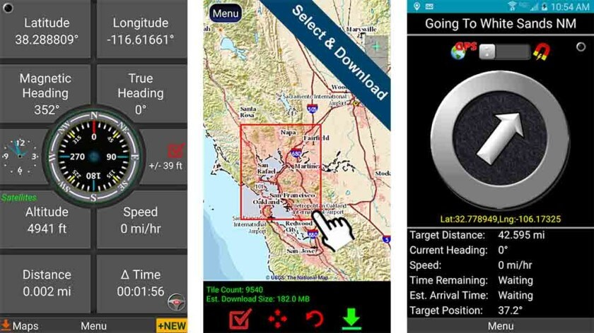 Polaris Navigation is the best Navigation App for Android