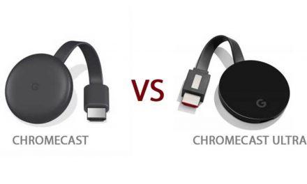 Chromecast vs Chromecast Ultra – Which One to Buy [2021]
