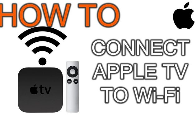 How to Connect Apple TV to WiFi [Step-by-Step Guide]