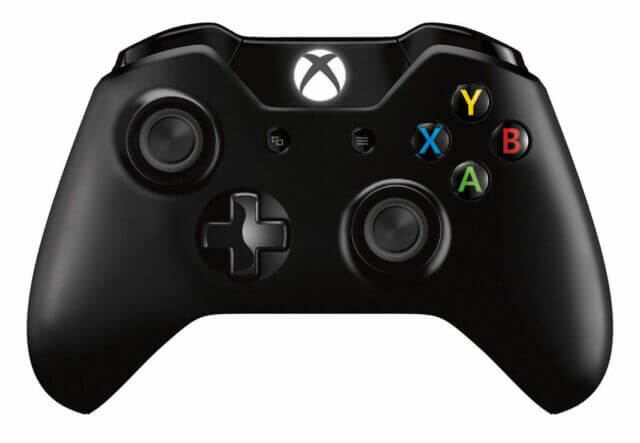 Find the Xbox button to turn off the Xbox one controller