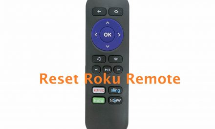 How to Reset Roku Remote If Not Working