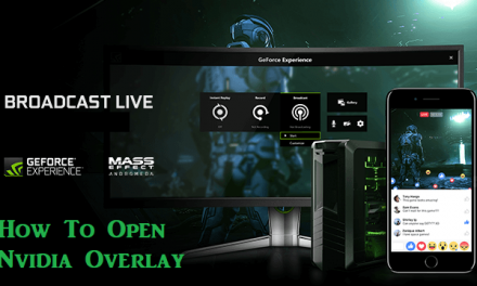 How to Open Nvidia Overlay with GeForce Experience