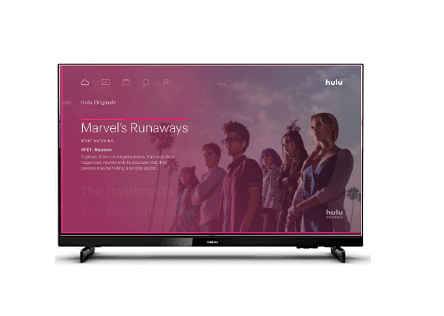 How to Stream Hulu on Philips Smart TV Using Screen Casting