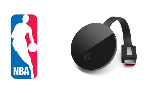 How to Watch NBA on Chromecast [easy methods]