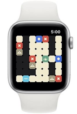 Tiny Armies is one of the best games for Apple Watch