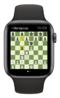 Chess is one of the best games for Apple Watch