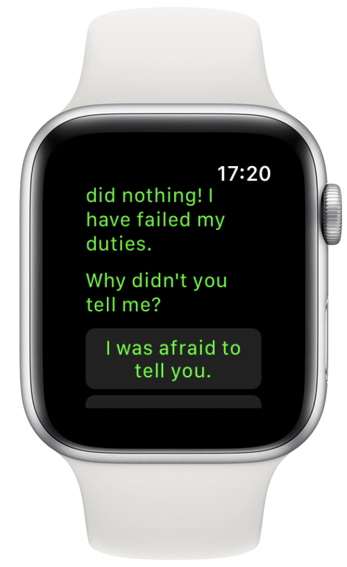 KOMRAD  is one of the best games for Apple Watch