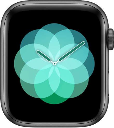 Breathe is one of the best watch faces for Apple Watch