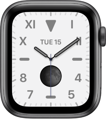 California is one of the best watch faces for Apple Watch