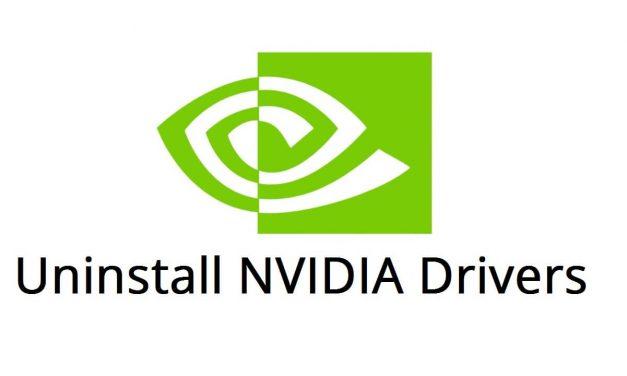 How to Uninstall Nvidia Drivers on Windows [4 Easy Ways]